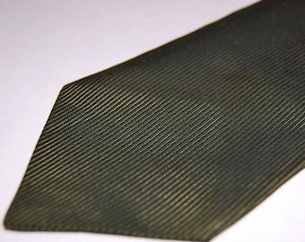 Cool Olive Necktie