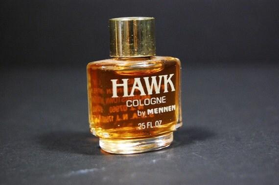 Mennen Hawk Cologne in Glass Bottle