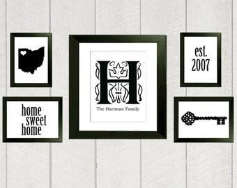 Home Art - Custom Family Prints