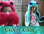 CUSTOM Listing Kokoro Hoods - Made to Order