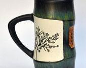 Coffee Mug Asian style