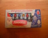 1950s indoor christmas lights