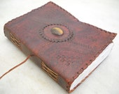 Centerstone Design Embossed Leather Journal 240 Handmade pages Leather Diary D3