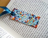 Art Bookmark - Reversible - 2 paintings - choose your own
