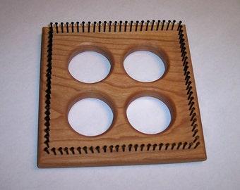 6 inch Square loom