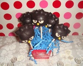 Badtz-Maru Cake Pops