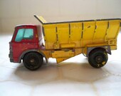 Matchbox Grit Spreading Truck No. 70 made in Englad by Lesney 1960s