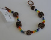 Copper Chakra Bracelet