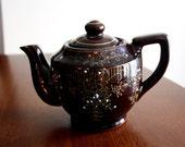 Vintage Asian Mini Teapot
