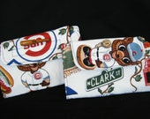 Chicago Cubs Flash Drive Storage - HANDMADE BY ME