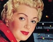 1950 Modern Screen- Lana Turner