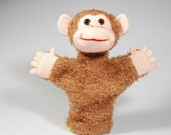 Animal hand puppet - Mickey