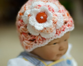 Add a flower to any hat