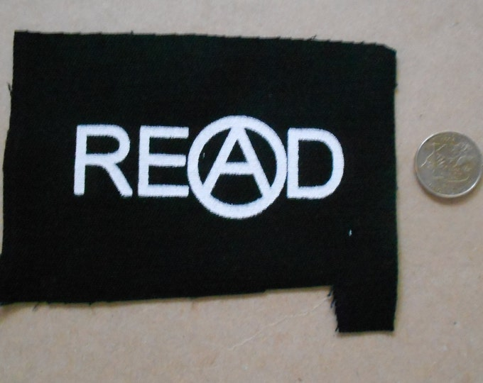 READ - Punk Patch