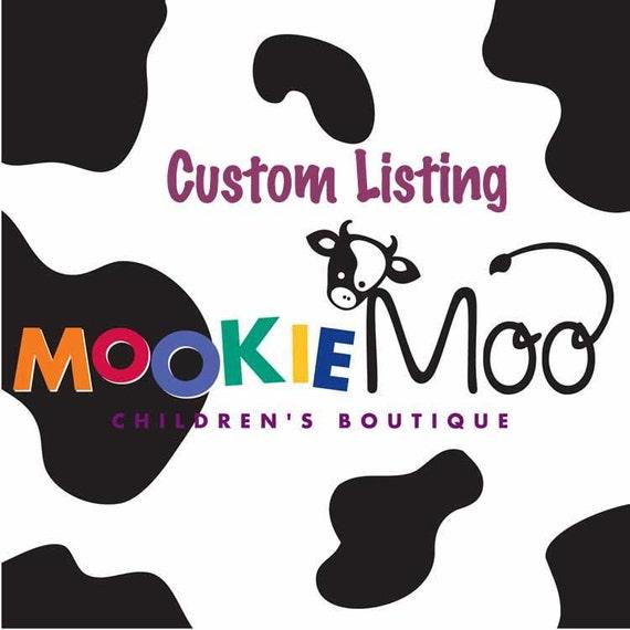 Custom Listing for Melissamonaco1