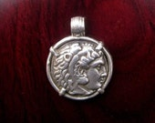 Alexander The Great Pendant