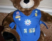 Build A Bear - Daisy Girl Scout Tunic