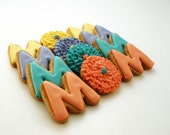 Decorated Cookies - Mother's Day - Mom - 1 dozen