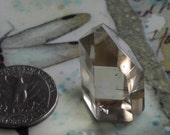 RESERVED for J.L - Rutilated Quartz Crystal Point Healing Stone Mystical Energy Stone