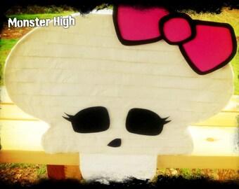Monster Skull Pinata