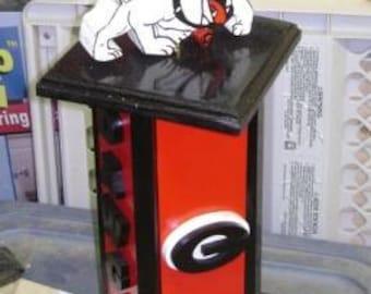 Georgia Bulldog Lamp