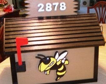 Georgia Tech Mailbox
