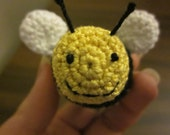 Reserved Tiny Bumblebee Amigurumi for candacewhitehead