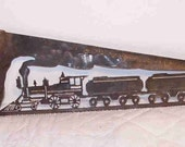 Handsaw with train