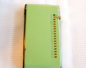 Metal Pop-Up Address Book  Vintage Early 1960s