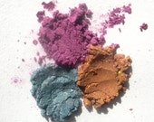 3 Natural Eye shadows- Alice in Wonderland Collection