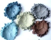 5 Natural Eye Shadows- The Hunger Games Collection 2