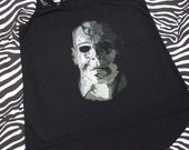 Halloween Michael Meyers Asymmetrical Vest Top