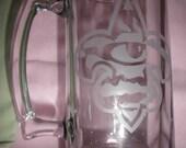 Tiger Eye Fleur de Lis Sports Mug