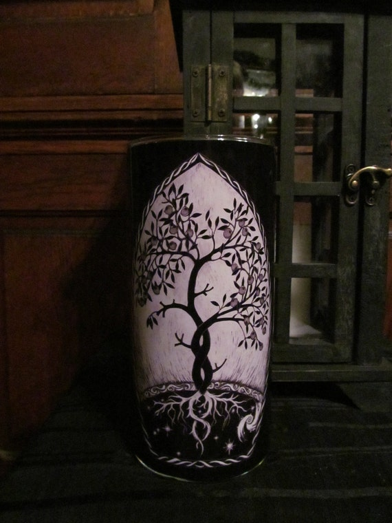 Tree of Life Candleholder