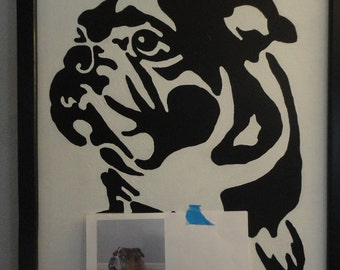 Personalized Pet Pop Art Portraits Have Any Photograph Reproduced in POP ART Style Hand Painted