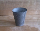 Vintage Galvanized Pot