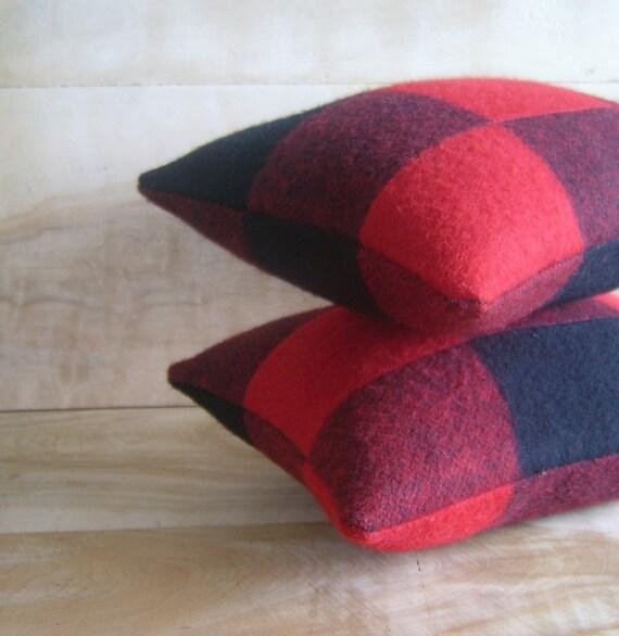 Pendleton Lumberman Pillows, 10x12