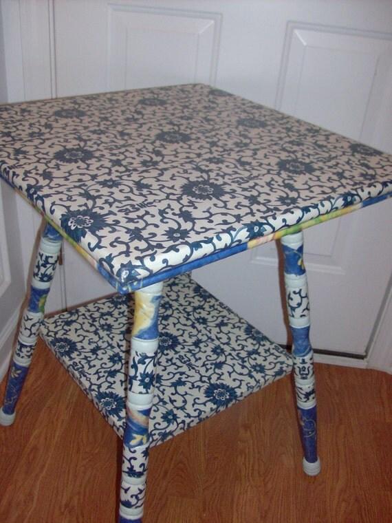 Blue Danube Table