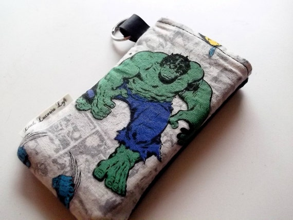 The Hulk-Marvel Superheroes- iPhone/ iPod touch Cover