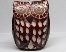 Owl Wine Bottle Stopper