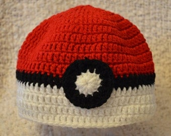 Crocheted Video Game Beanie Hat Kids Fun Youth to Teen MADE TO ORDER