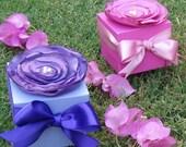 Wedding Favor Boxes, Favor Boxes, Luscious Layers Favor Boxes