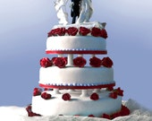 Work From Home - with The All New Wedding Cake Decorating Business Secrets Guide