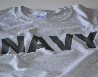 US Navy Coast Guard Military Shirt for men women United States Coast Guard Marines PT military training t shirt gift for dad husband wife