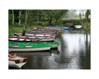 Irish Boats