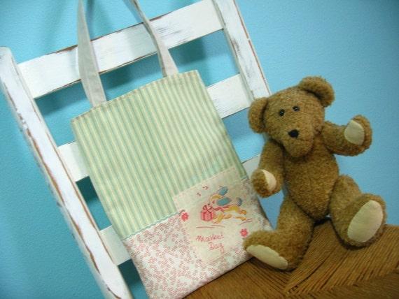"""Adorable """"Market Day"""" Child's Bag - Kids Bag-"""