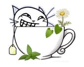 Catnip Tea with Chamomile and Mint  12 ct.