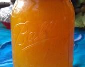 Mrs. Flea's Orange Peach Marmalade - one pint