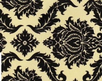 Aviary 2 Cavern Damask By Joel Dewberry for Free Spirit- 1 yard