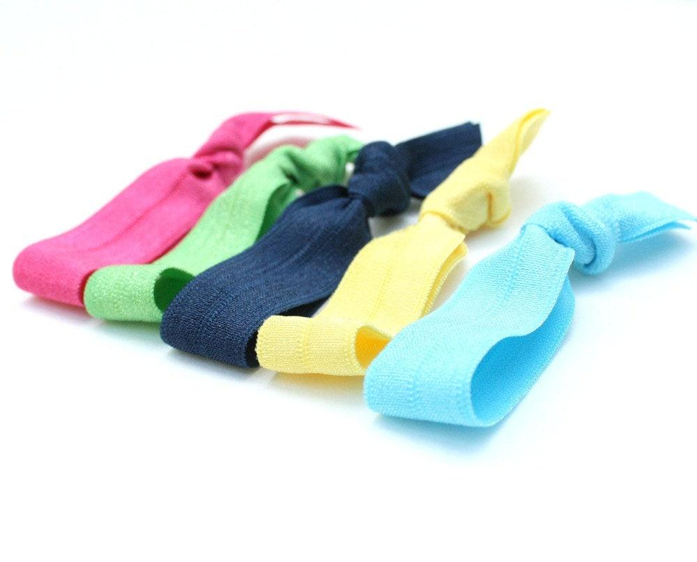 Fabric Elastic Hair Bands Hair Bands Fabric Hair